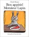 Couverture Bon appétit, monsieur lapin ! Editions L'école des loisirs (Lutin poche) 1987