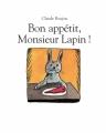 Couverture Bon appétit, Monsieur Lapin ! Editions L'École des Loisirs (Albums) 1985