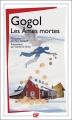 Couverture Les âmes mortes Editions Flammarion (GF) 2009