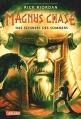 Couverture Magnus Chase et les Dieux d'Asgard, tome 1 : L'Épée de l'été Editions Carlsen (DE) 2016