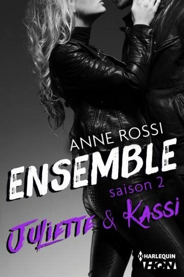 Couverture Ensemble, tome 2 : Juliette & Kassi