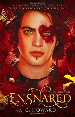 Couverture Splintered, book 3: Ensnared