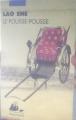 Couverture Le pousse-pousse Editions Philippe Picquier (Poche) 1995
