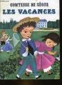 Couverture Les vacances Editions Desclée de Brouwer 1969