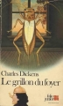 Couverture Le grillon du foyer Editions Folio  (Junior) 1979