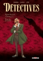 Couverture Détectives, tome 6 : John Eaton, Eaton in love Editions Delcourt 2016