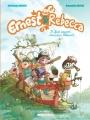 Couverture Ernest & Rebecca, tome 7 :  Il faut sauver Monsieur Rébaud ! Editions Le Lombard 2016