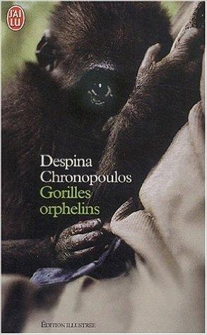 Couverture Gorilles orphelins