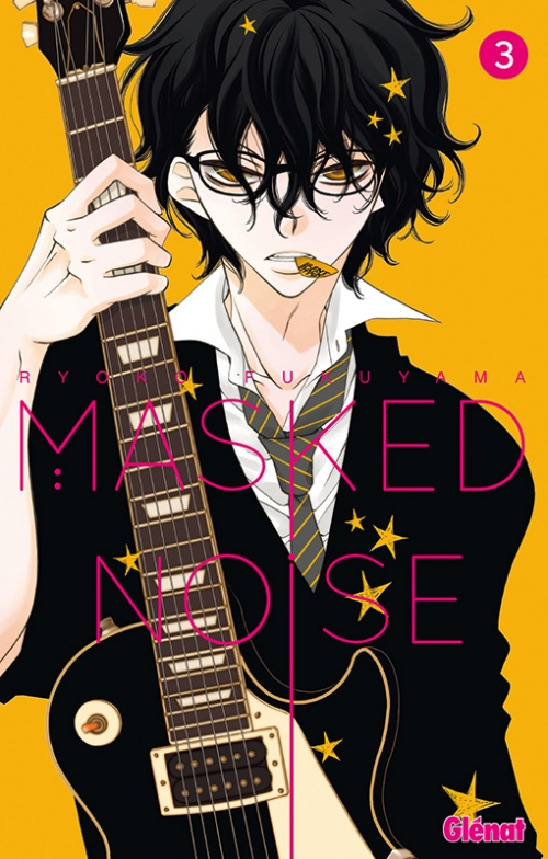 Couverture Masked noise, tome 03