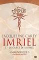 Couverture Imriel, tome 3 : La Grâce de Kushiel Editions Milady (Fantasy) 2016