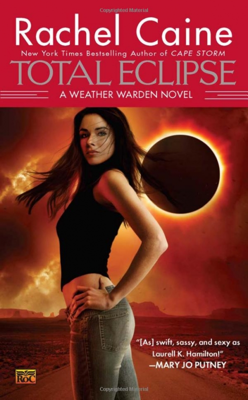 Couverture Weather Warden, book 9: Total Eclipse
