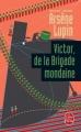 Couverture Victor, de la brigade mondaine Editions Le Livre de Poche 2014