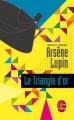 Couverture Le triangle d'or Editions Le Livre de Poche 2011
