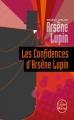 Couverture Les Confidences d'Arsène Lupin Editions Le Livre de Poche 1967