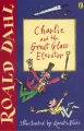 Couverture Charlie et le grand ascenseur de verre Editions Puffin Books 2001