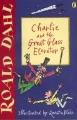 Couverture Charlie et le grand ascenseur de verre Editions Puffin Books 2001