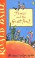 Couverture James et la grosse pêche Editions Puffin Books 2011