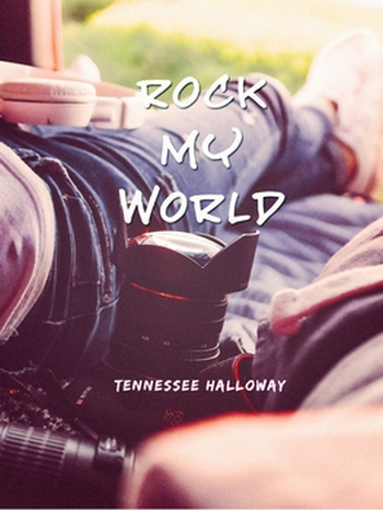 Couverture Rock my world