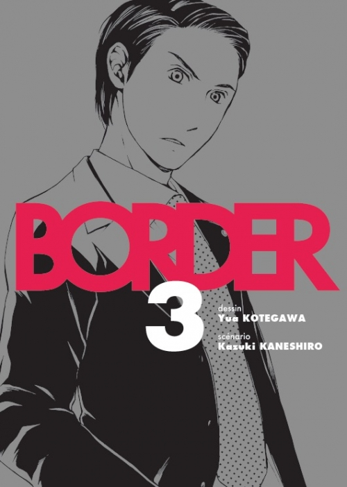 Couverture Border, tome 3