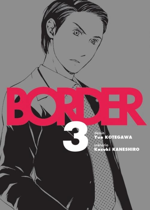 Couverture Border, tome 3
