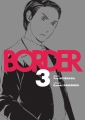 Couverture Border, tome 3 Editions Komikku 2016