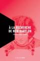 Couverture À la recherche de New Babylon Editions La Peuplade 2015