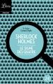 Couverture Sherlock Holmes, tome 2 : Le signe des quatre / Le signe des 4 Editions Librio (Policier) 2016