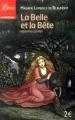 Couverture La belle et la bête Editions Librio (Littérature) 2013