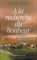 Couverture A la recherche du bonheur Editions Presses de la cité 2003