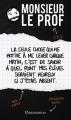 Couverture Monsieur Le Prof Editions Flammarion 2016
