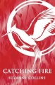 Couverture Hunger games, tome 2 : L'Embrasement Editions Scholastic 2015