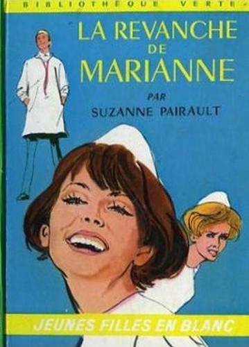 Couverture La revanche de Marianne