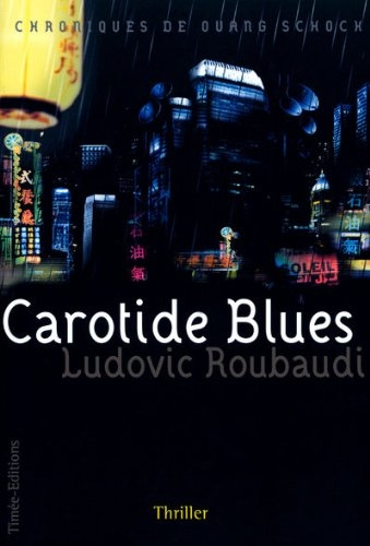 Couverture Carotide Blues