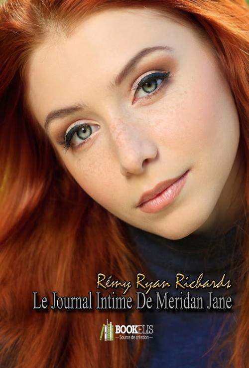 Couverture Le Journal Intime De Meridan Jane