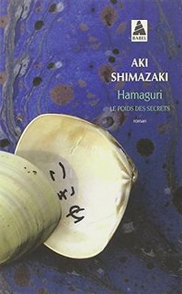 Couverture Le poids des secrets, tome 2 : Hamaguri