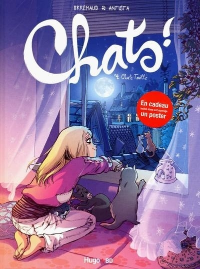 Couverture Chats !, tome 4 : Chats touille