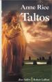 Couverture La saga des sorcières, tome 3 : Taltos Editions Robert Laffont 1996