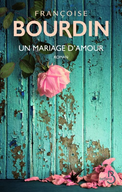 Couverture Un mariage d'amour