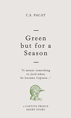 Couverture Captive Prince: Green but for a Season