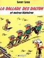 Couverture Lucky Luke, tome 48 : La Ballade des Dalton et autres histoires Editions Dargaud 1986