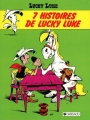 Couverture Lucky Luke, tome 42 : 7 histoires de Lucky Luke Editions Dargaud 1983