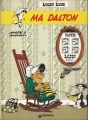 Couverture Lucky Luke, tome 38 : Ma Dalton Editions Dargaud 1982
