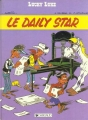 Couverture Lucky Luke, tome 54 : Le Daily Star Editions Dargaud 1984
