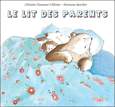 Couverture Le lit des parents