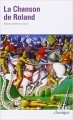 Couverture La chanson de Roland Editions Folio  (Classique) 2005