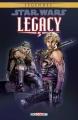Couverture Star Wars (Légendes) : Legacy, tome 05 : Loyauté Editions Delcourt (Contrebande) 2016