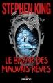 Couverture Le bazar des mauvais rêves Editions Albin Michel 2016