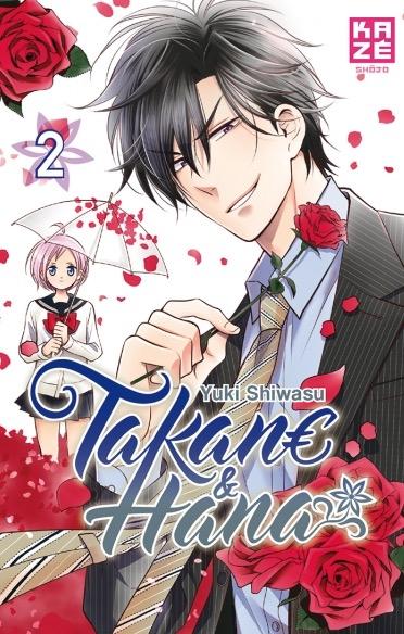Couverture Takane & Hana, tome 2