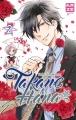 Couverture Takane & Hana, tome 2 Editions Kazé 2016