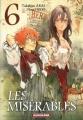 Couverture Les Misérables (manga), tome 6 Editions Kurokawa (Seinen) 2016
